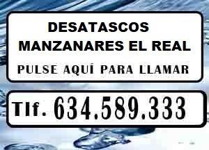 Desatrancos Manzanares el Real Urgentes